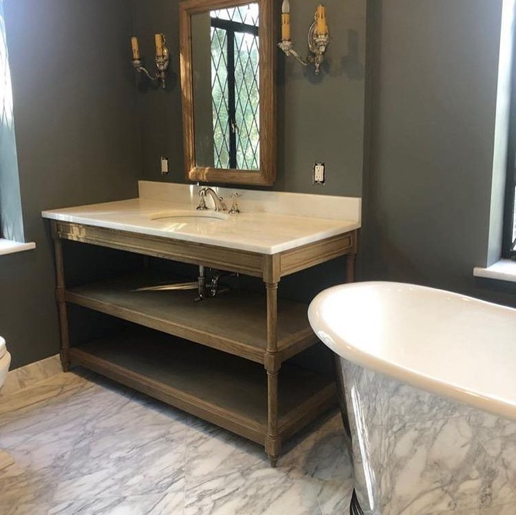 How to Choose the Right Bathroom Countertops